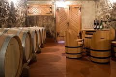 Primerno ohlajena vinska klet, ki zadržuje konstantno temperaturo